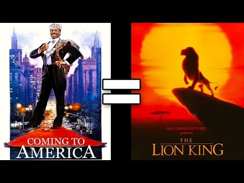 24 Reasons Coming To America & The Lion King Are The Same Movie