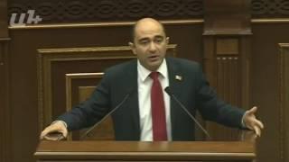 Հայաստանը հրաժարվել է այլընտրանքից  Էդմոն Մարուքյան