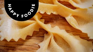 How to Make Simple Fresh Pasta Shapes | Gennaro Contaldo