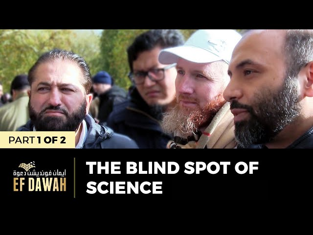 The Blind Spot Of Science||Pt1