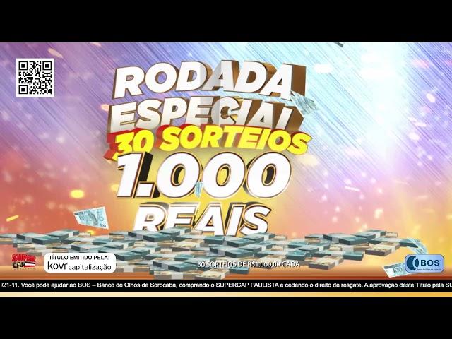 Supercap Paulista Título de Capitalização BOS -25-07-2021