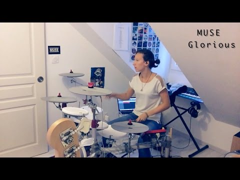 Muse - Glorious / DRUM COVER