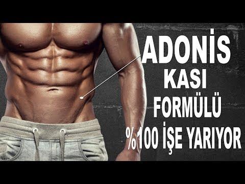 ADONİS KASI EN ETKİLİ HAREKETLER 10 DK'DA ADONİS KARIN KASI