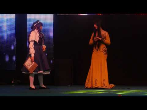 related image - Toulouse Game Show Springbreak 2017 - Cosplay Dimanche - 13 - Cross Over Clamp - Tomoyo - Yûko