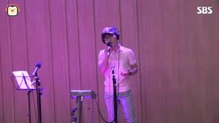 [SBS]두시탈출컬투쇼,사랑한다는 흔한 말,김연우 라이브
