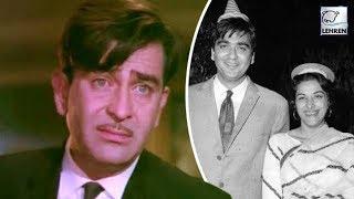 A Drunken Raj Kapoor Cried Whole Night When Nargis Got Married