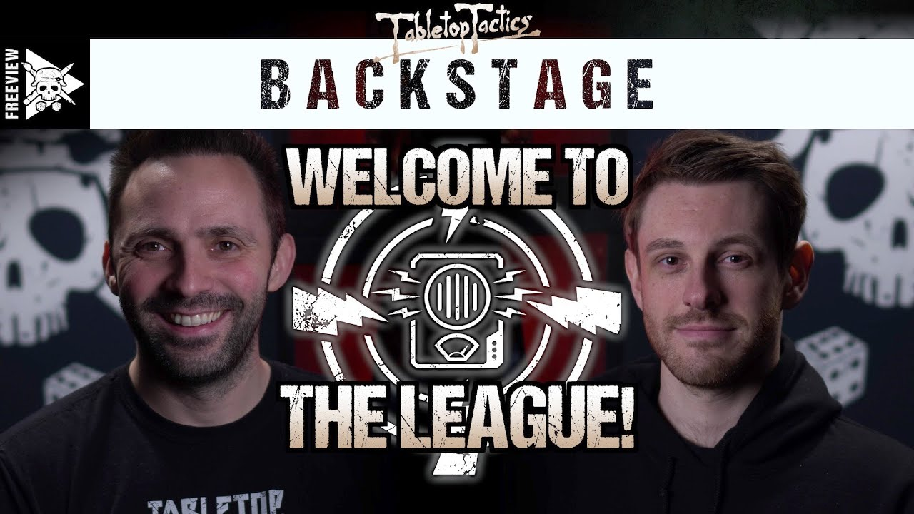 Welcome to the League | Warhammer 40,000 League Backstage