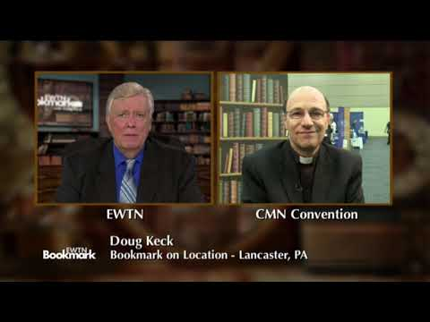 EWTN Bookmark - 2020-05-03 - Christ of the Apocalypse and the Reality of God, Search No More