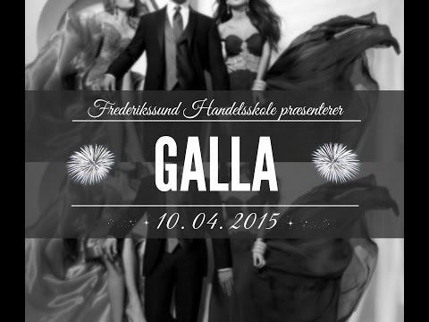 Galla 2015 nomineringsvideo - Frederikssund Handelsskole Knord