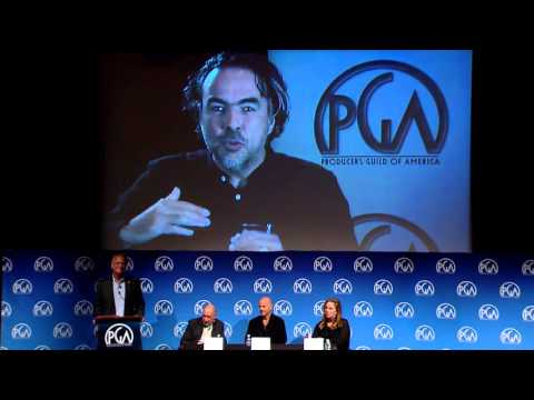 Alejandro G. Iñárritu shares advice to aspiring filmmakers