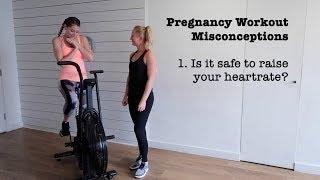 Pregnancy Workout & Pregnancy Workout Myths answered!!