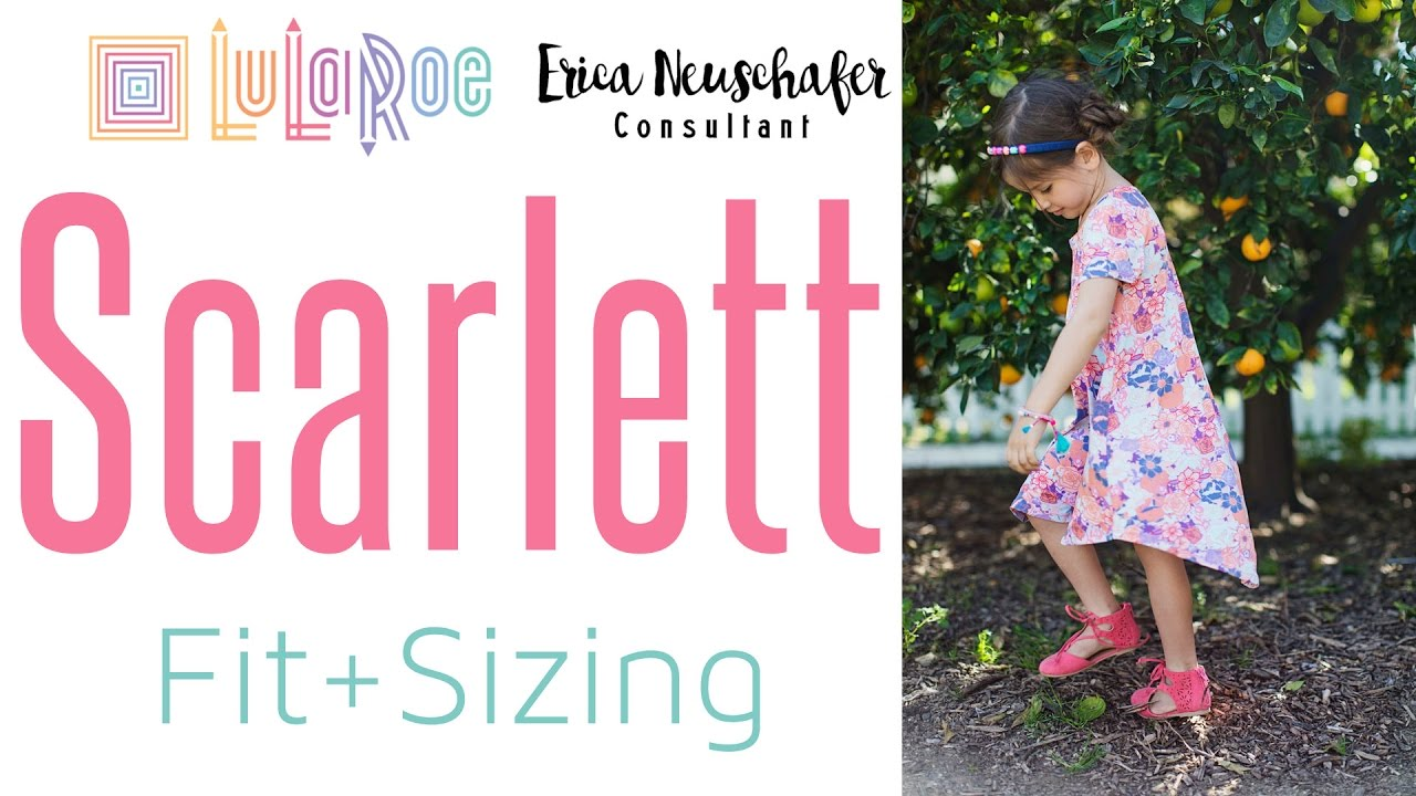 3ad26c379 LuLaRoe Scarlett Dress