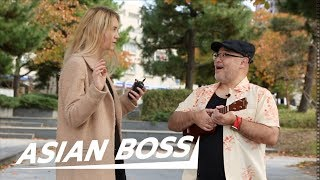 We Rented A Middle-Aged Man In Japan | ASIAN BOSS