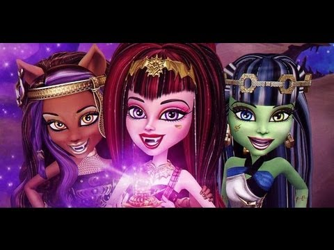 monster high draculaura  wishes makeup tutorial youtube