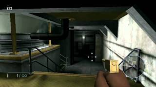 GoldenEye 007 Wii: Golden Gun Gameplay