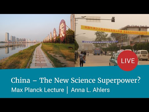 China – The New Science Superpower? National Developments and Global Effects | Berlin Science Week