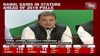 Rahul Gandhi Press Conference On Assembly Election Results | Full Press Meet
