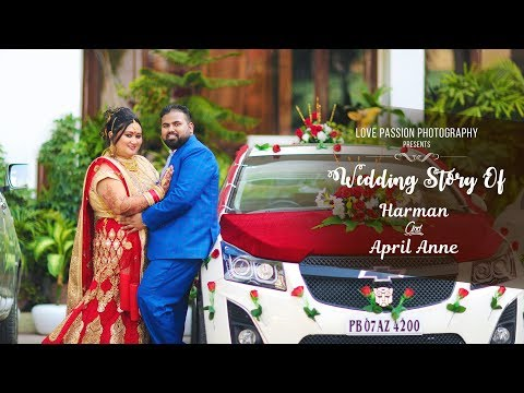 HARMAN & APRIL Wedding Highlight By Love Passion Photography