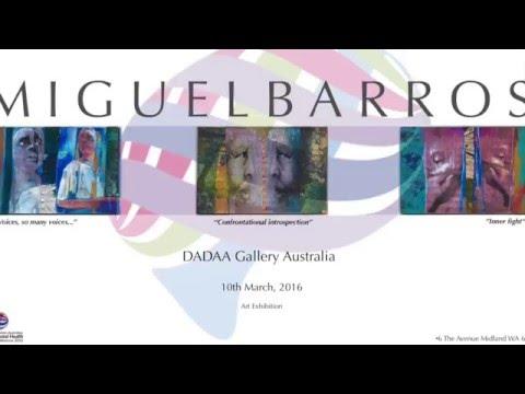 DADAA Gallery Perth 2016