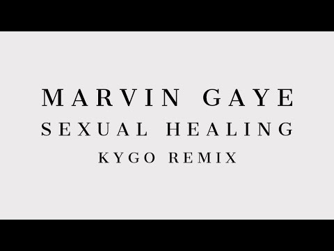 Sexual Healing (Kygo Remix) [Cover Art]