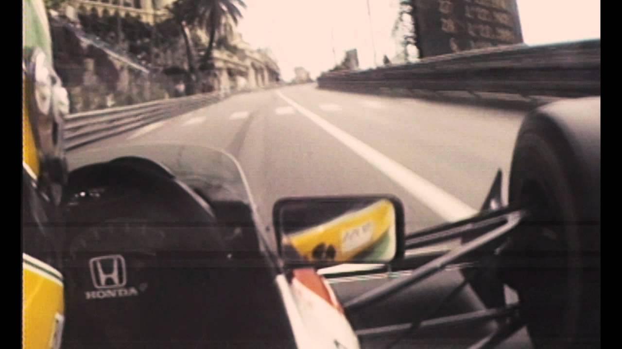 Senna Exclusive Clip 88 Monte Carlo Grand Prix Youtube