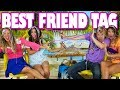 The Best Friend Challenge with Silly String Jinx Words Video . Totally TV