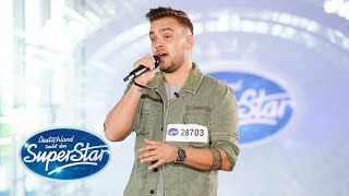 "DSDS 2020 | Kevin Jenewein mit ""Dancing On my Own"" von Calum Scott & ""Treasure"" von Bruno Mars"