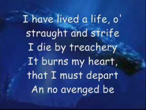 scocha - mcpherson's rant.lyrics