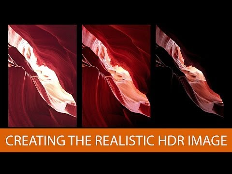 Creating The Realistic HDR Image