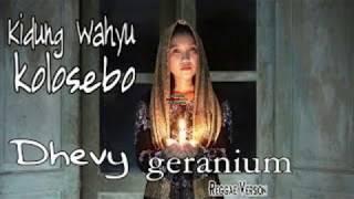 Kidung Wahyu Kolosebo - Dhevy Geranium - Reggae Version