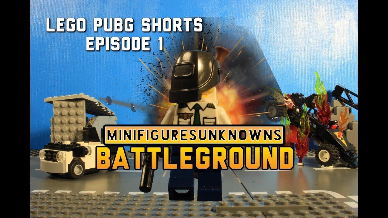 Lego PUBG Mobile YouTube