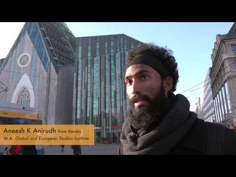 International Student Testimonials (India) - Leipzig Univers