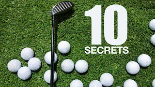 10 Golf Ball Secrets They Don