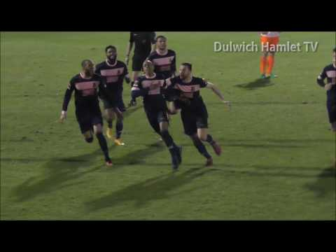Dulwich Hamlet 2016-17 Goal of the Season