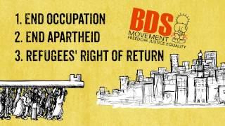 BDS: la lucha por Libertad, Justicia e Igualdad para los palestinos