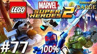 Zagrajmy w LEGO Marvel Super Heroes 2 (100%) odc. 77 - Główka pracuje 100%