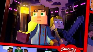Vídeo Minecraft: Story Mode - Episode 3: The Last Place You Look