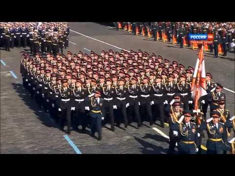 Russian Army Parade Choir