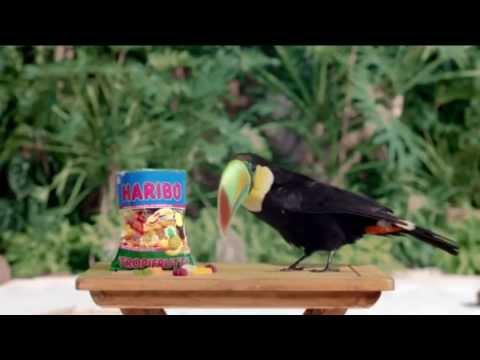 Haribo Tropifrutti Das Original Jetzt mit Maracuja Werbung mit Thomas Gottschalk