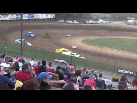 9 24 16 Modified Heat #1 Lincoln Park Speedway