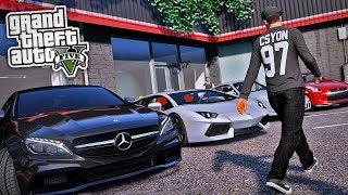 WIR KAUFEN EINEN AMG! - GTA 5 Real Life Mod