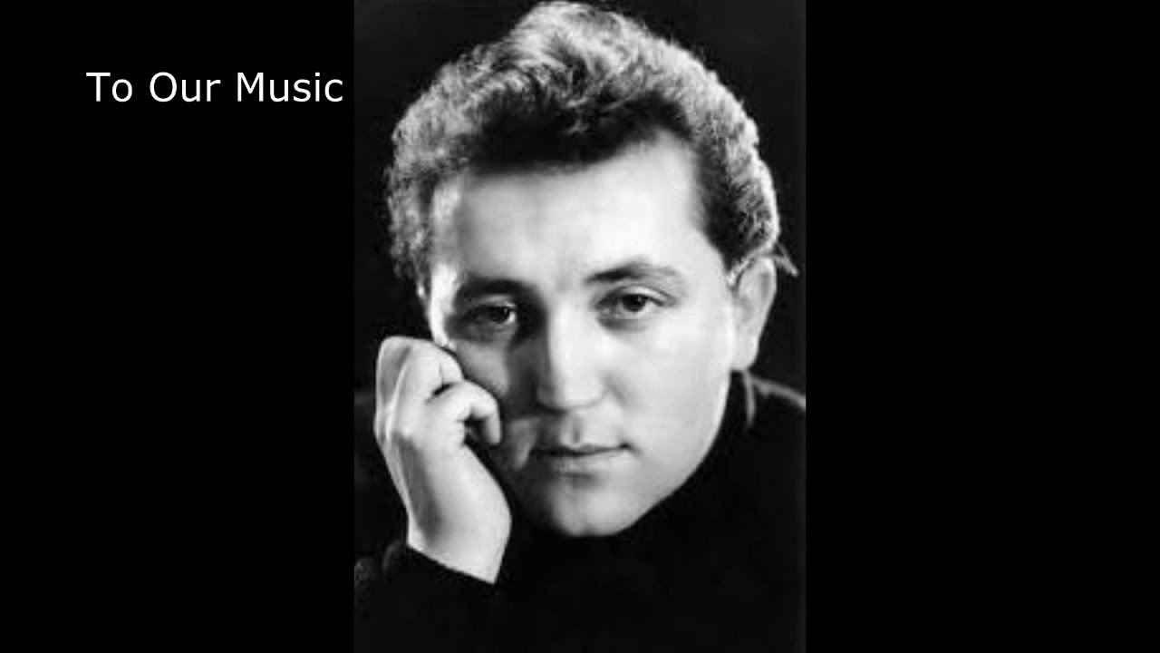 An die Musik - Fritz Wunderlich - with Poetic Translation - YouTube