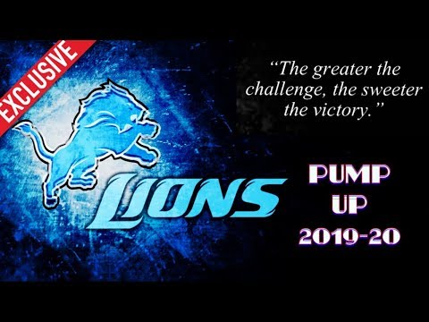 Detroit Lions 2019-2020 Pump Up || Hell & Back || ᴴ ᴰ