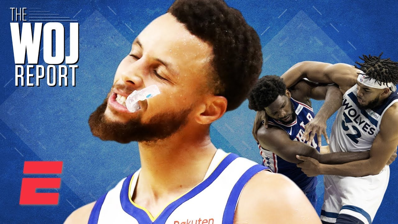 Steph Curry's injury and Embiid vs. Towns made for dramatic start to the NBA season | The Woj Report