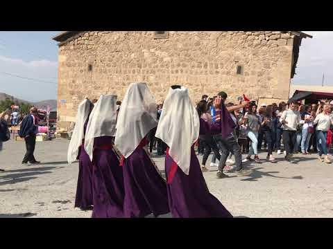100 килограммовая гата из армянского села Хачик