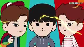 ENG sub | travel the world on EXO's ladder ep2