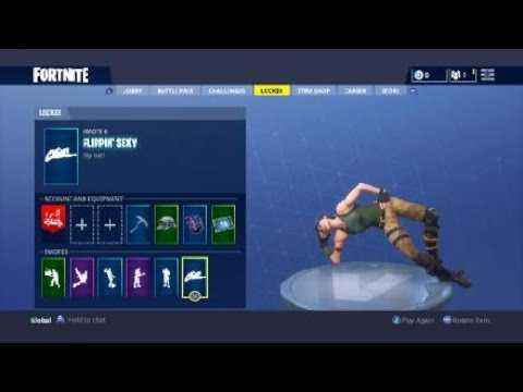 Selling Account With Recon Expert Give Me Offers Fortnite Battle Royale