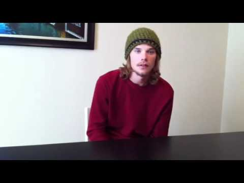 Alex Green-Ski Interview
