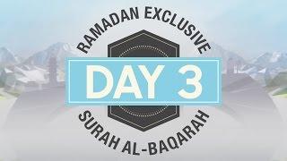 Verses in Context - Ramadan Exclusive - Nouman Ali Khan