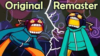 Ballistic: Original VS Remaster (VS Whitty)   FNF Mods